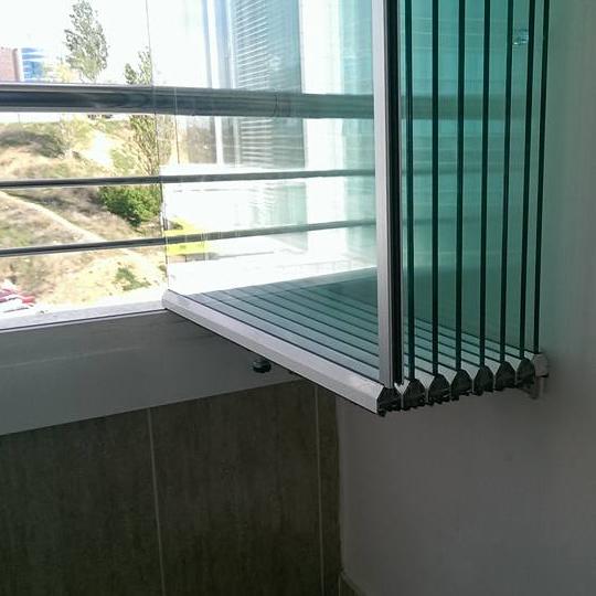 Ankara Aluminyum Miknatisli Cam Balkon Fitili Hizmetleri